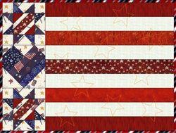 Patriotic Placemat Small