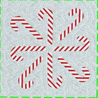 Candy Canes Block 2013