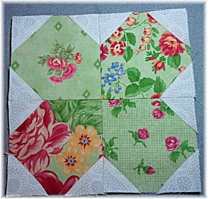 March Block Finished