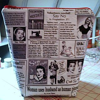 Bag 1 front