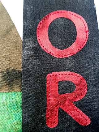 Letter Stitching 2