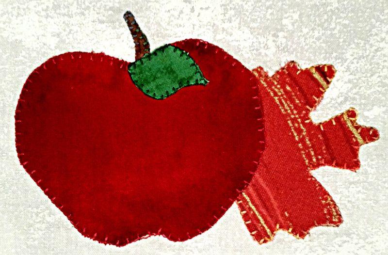 Apple Close Up 2