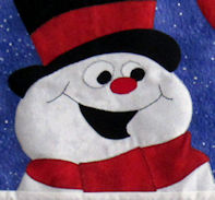 Tina-D-Quilting-Affection-FrostyTheSnowman