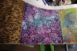 Fabrics with Fusible