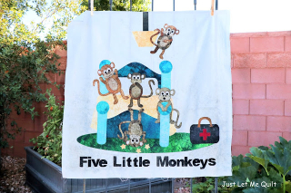 Five little monkeys 2