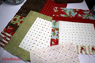 Fabrics Pieced