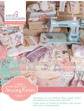 The Perfect Sewing Room Quilting Designs