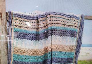 Crochet Afghan 1