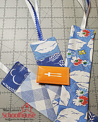 Bookmarks Twin Needle
