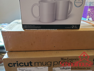 Mug Press Boxes