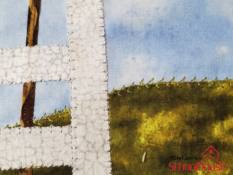 Grass Stitching