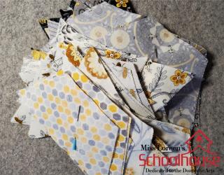 Bee Fabric 2